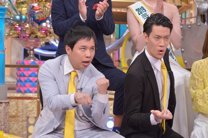 霜降り明星 (c)読売テレビ