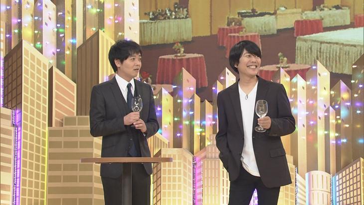 うしろシティ (c)NHK