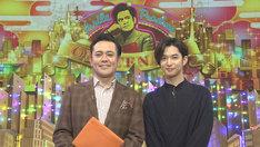 有田P(左)と千葉雄大(右)。(c)NHK