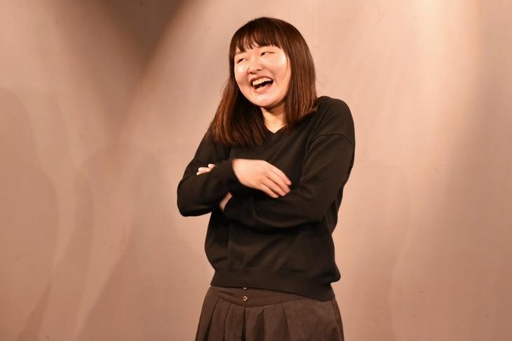 「吉住第二回単独公演『いっそ、飛び立ってしまえ』」に出演した吉住。