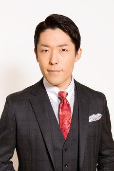 オリエンタルラジオ中田