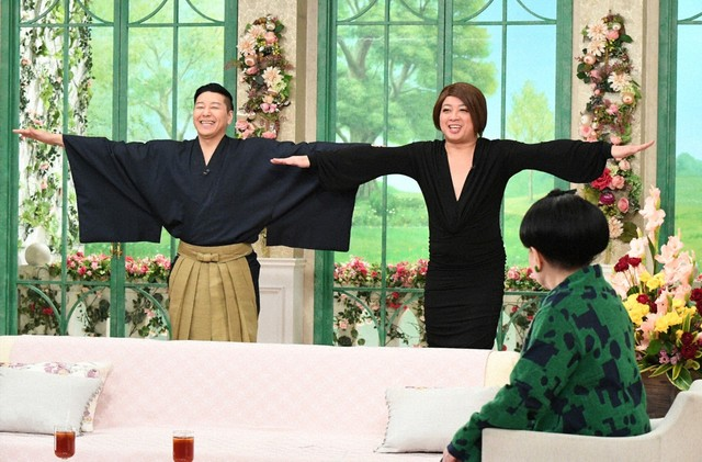 「徹子の部屋」のワンシーン。(c)テレビ朝日