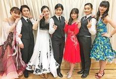 「ハロプロダンス学園」に出演するハロー!プロジェクトメンバー。(c)ダンスチャンネル