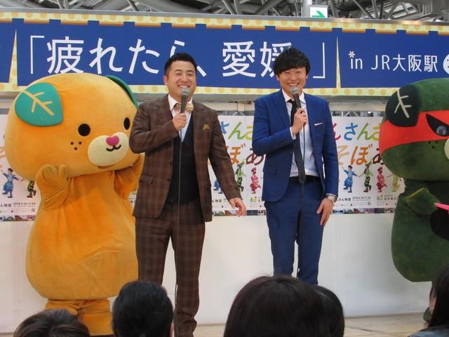 イベントに登場した和牛。