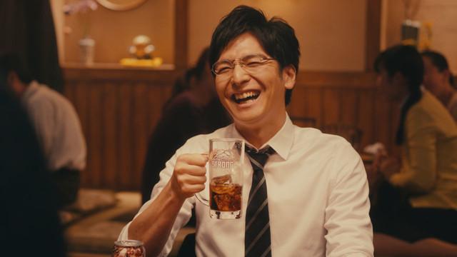 生田斗真主演の「何もなかった一日篇」より。