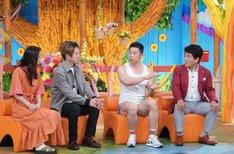 「誰だって波瀾爆笑」のワンシーン。(c)日本テレビ