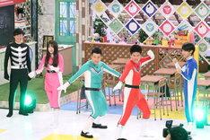 大文化祭のワンシーン。(c)関西テレビ