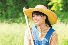 「なつぞら」主演の広瀬すず。(c)NHK
