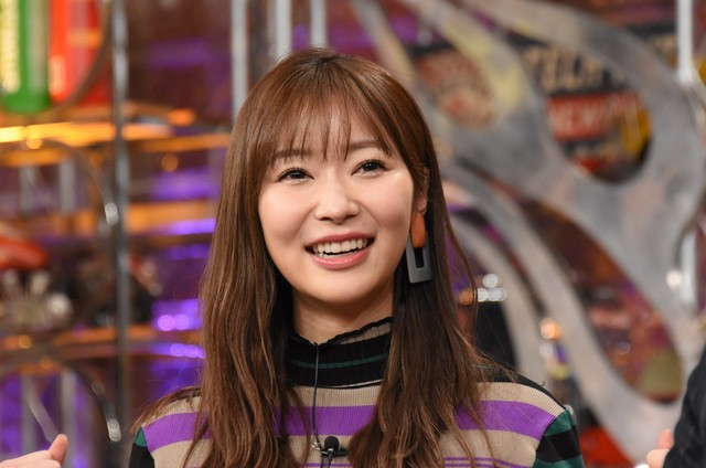 指原莉乃 (c)日本テレビ