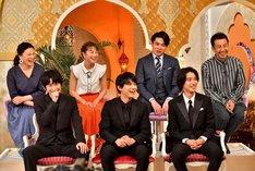 「櫻井・有吉THE夜会」のワンシーン。(c)TBS