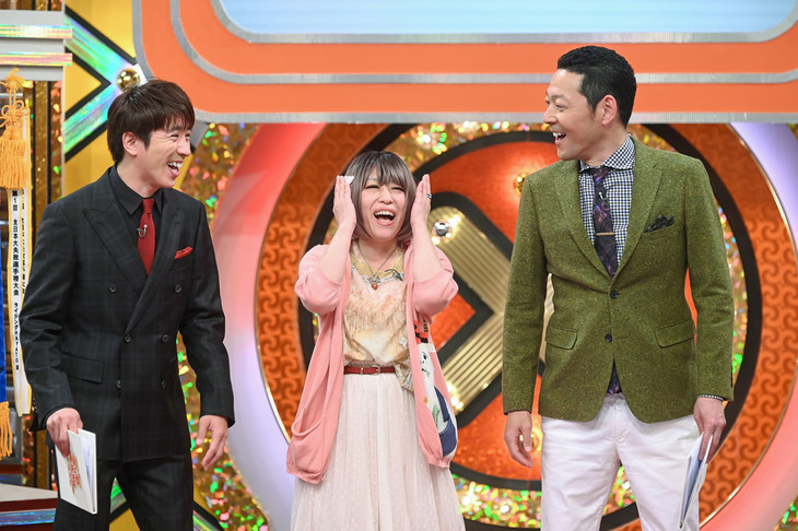 「NHK杯 輝け!! 全日本大失敗選手権大会 第3回 ~みんながでるテレビ~」(c)NHK
