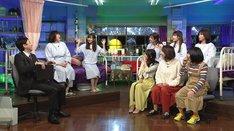 「有吉の真夜中の保健室4」のワンシーン。(c)日本テレビ