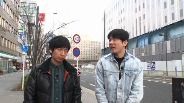 左から藤崎マーケット・トキ、かまいたち濱家。(c)読売テレビ
