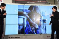 ガリットチュウ福島の「放課後、好きな男子の笛を舐める女子生徒」。