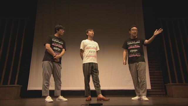「角田のやりたいこと公演」のワンシーン。
