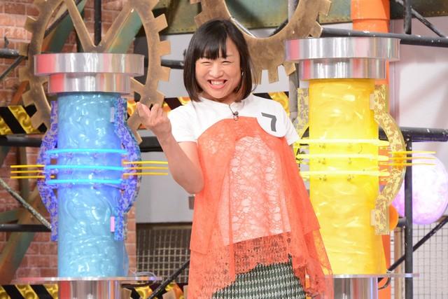 南海キャンディーズしずちゃん (c)日本テレビ
