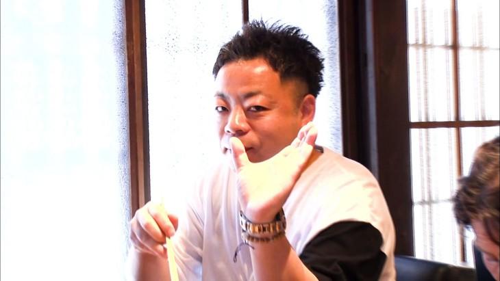 「相席食堂」に出演するダイアン・ユースケ。(c)ABC