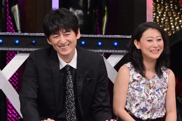 左から博多大吉、友近。(c)日本テレビ