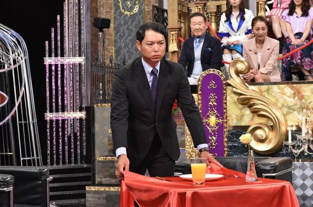 攝津正 (c)日本テレビ