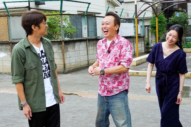 7月21日(日)放送の「モヤモヤさまぁ~ず2」より。(c)テレビ東京