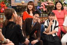 「踊る!さんま御殿!! 夏の3時間SP」のワンシーン。(c)日本テレビ