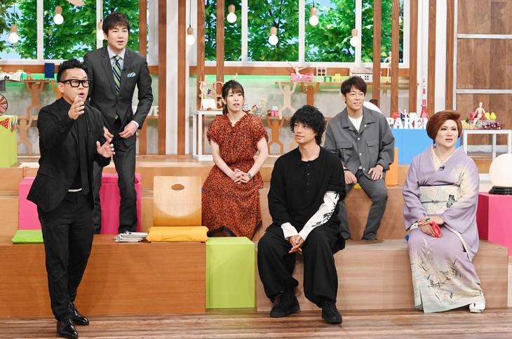 「はじめまして!一番遠い親戚さん」のワンシーン。(c)日本テレビ