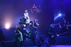 「『終わりのセラフ』The Musical」公開ゲネプロの様子。