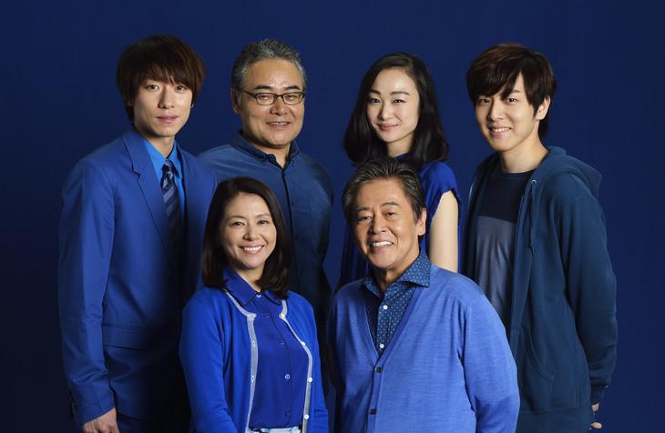 M&O playsプロデュース「家庭内失踪」ビジュアル(撮影:三浦憲治)