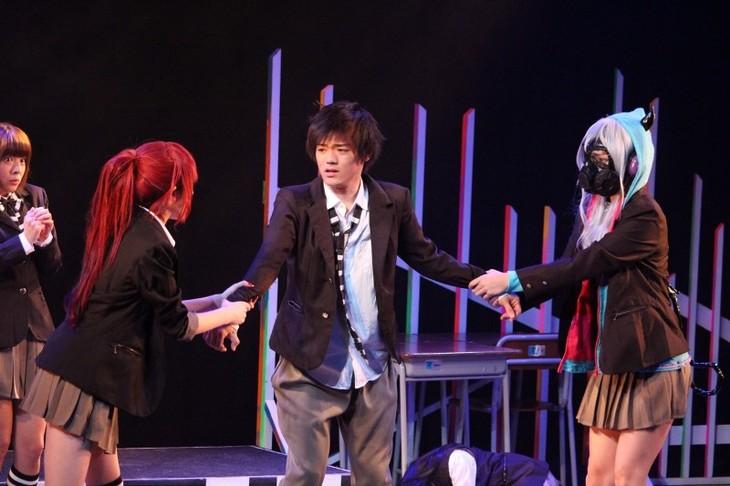 「サイコメ;ステージ」の様子。