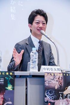 中村壱太郎(写真提供:SPAC)