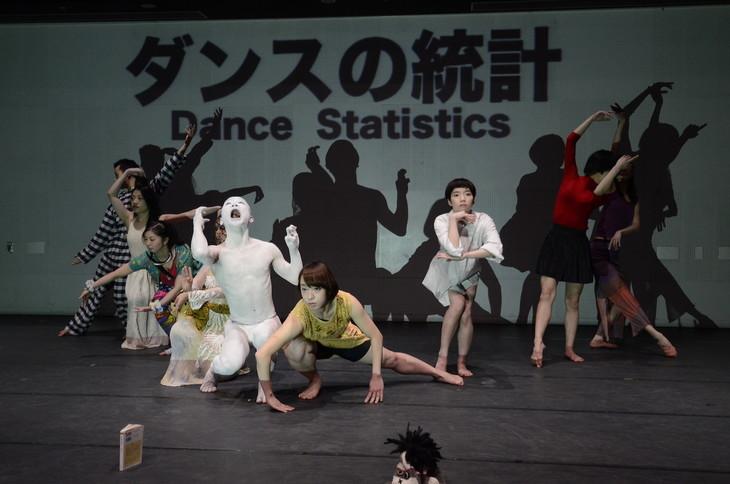 冨士山アネット「Attack On Dance」2015年の公演の様子。(Photo by Hideki Namai)