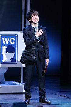村井良大演じるムン・ミニョク。