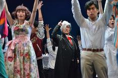 2015年8月に上演された「歌劇ブラック・ジャック」より。