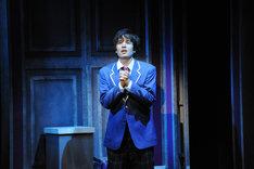 田村良太演じるピーター。