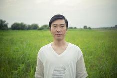 音楽監督の蔡忠浩(bonobos)。