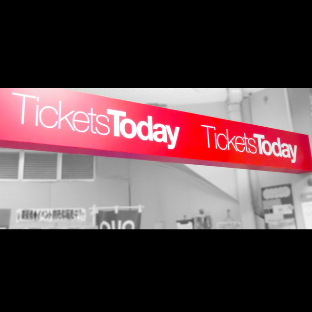 Tickets Todayビジュアル