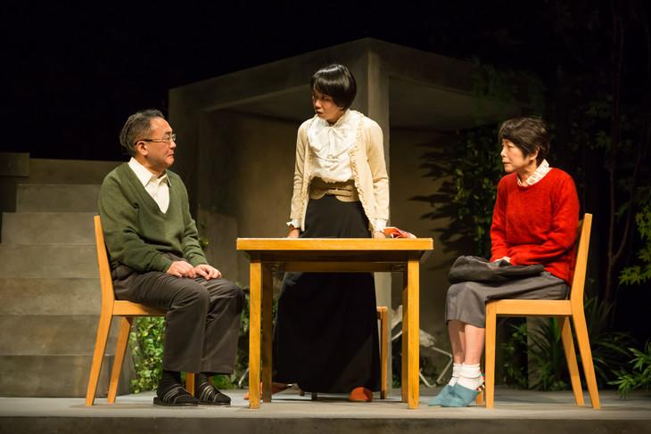 KAKUTA 第27回公演・20周年記念公演 第3弾「愚図」ゲネプロより。