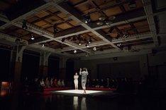 2015年2月に上演された、明倫茶会「紙風船」より。(撮影:井上嘉和)