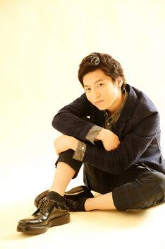 「舞台男子」第10回より、宮崎秋人。(撮影:為広麻里)