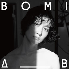 BOMI「A_B」ジャケット