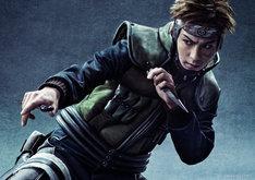 藤田玲演じるヤマト。