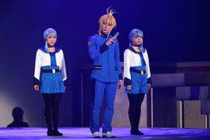「舞台『カードファイト!! ヴァンガード』~バーチャル・ステージ~リンクジョーカー編」より。