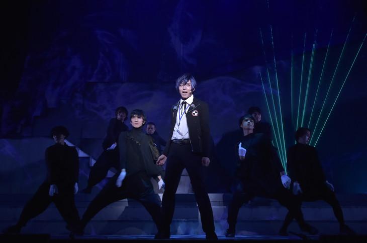 「舞台『PERSONA3 the Weird Masquerade』第4弾「藍の誓約」」男性主人公回より。(撮影:鏡田伸幸)