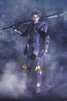 小野健斗演じるランスロット。