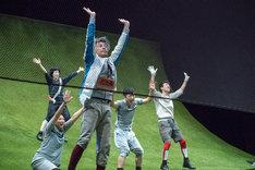 「スポーツ劇」より。(photo:Takuya Matsumi)