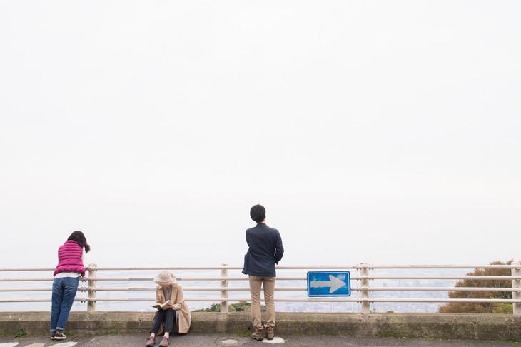 ドラマシリーズ「イストワール 第8話『Port -見えない町の話をしよう-』」ビジュアル
