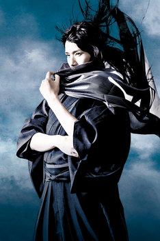 松田岳演じる吉田稔麿。