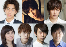 「劇団☆新感線『髑髏城の七人』Season月」より上弦の月チームの出演者。