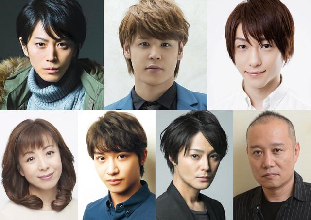 「劇団☆新感線『髑髏城の七人』Season月」より下弦の月チームの出演者。