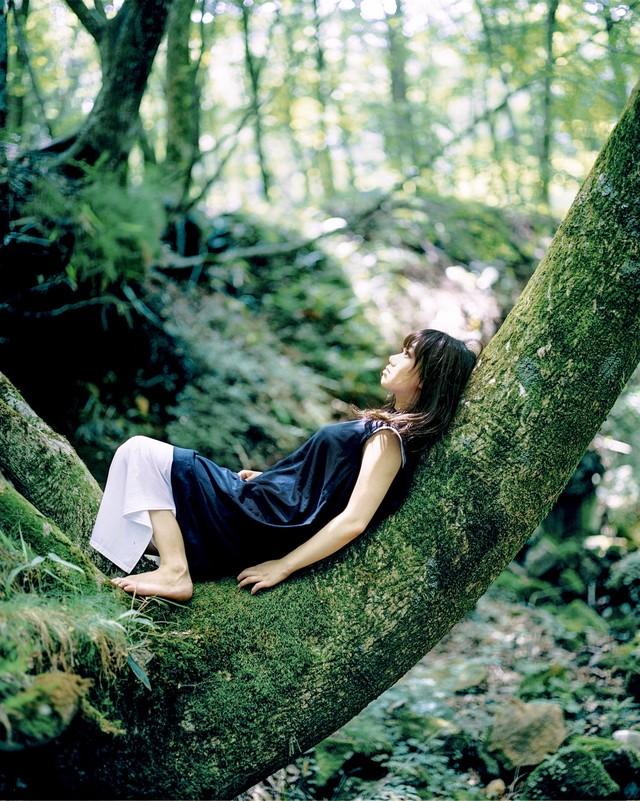 フェスティバル/トーキョー17「わたしが悲しくないのはあなたが遠いから」ビジュアル(photo:Hideaki Hamada)